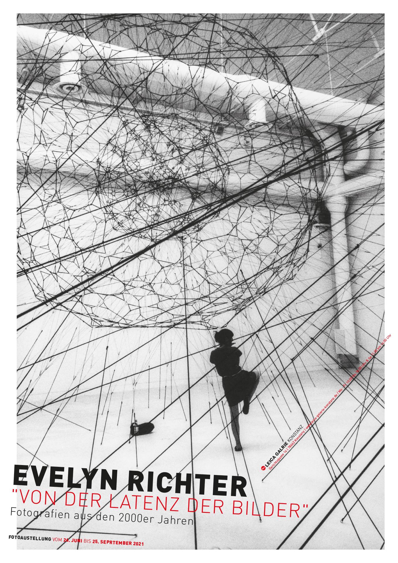 """Evelyn Richter """"Von der Latenz der Bilder"""" Fotografien aus den 2000er Jahren"""