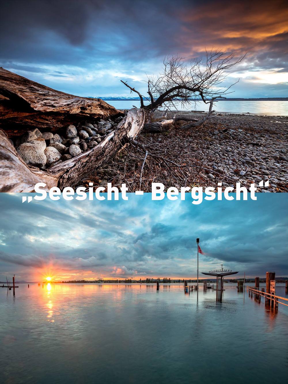"""Fotoausstellung: """"Seesicht – Bergsicht"""" von Alexander Schnurer und Stefan Arendt"""